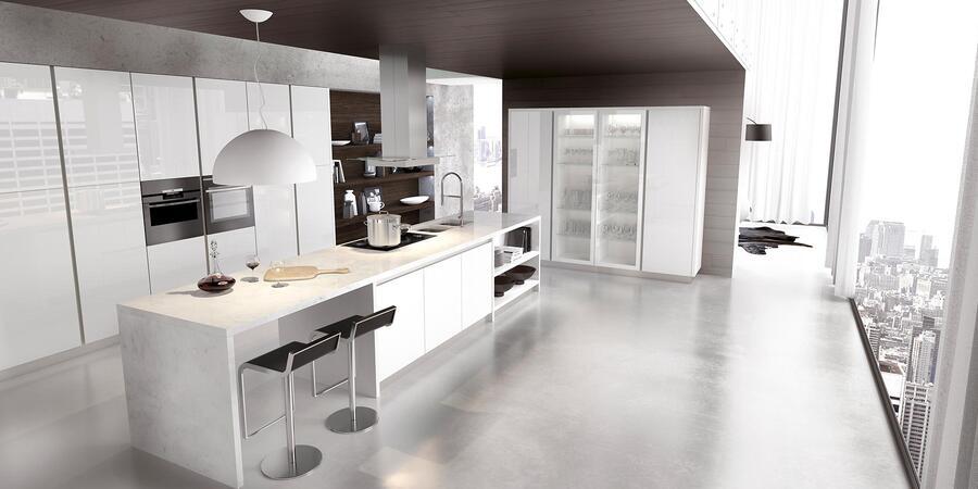 Arredamenti Gallomobili Mobili Udine - Cucine Moderne - Cucina ...