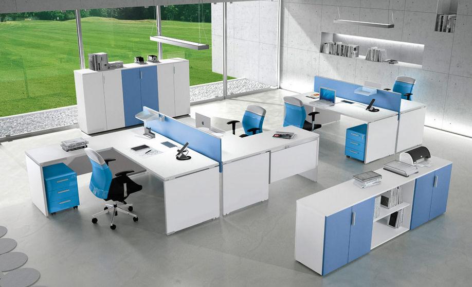 Arredamenti gallomobili mobili udine uffici operativi alea for Uffici operativi